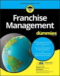 Running a Franchise For Dummies