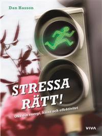 Stressa rätt! : öka din energi, hälsa och effektivitet