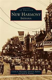 New Harmony, Indiana