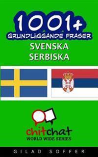 1001+ Grundlaggande Fraser Svenska - Serbiska