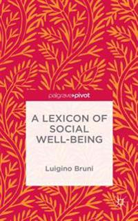 Lexicon of Social Well-Being