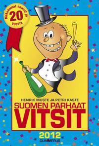 Suomen parhaat vitsit 2012