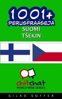 1001+ Perusfraaseja Suomi - Tsekin