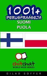 1001+ Perusfraaseja Suomi - Puola