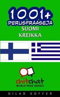 1001+ Perusfraaseja Suomi - Kreikka