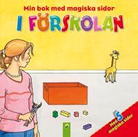 Min bok med magiska sidor. I förskolan