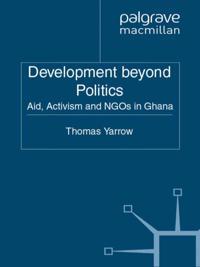 Development beyond Politics