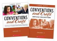Conventions and Craft, Grade 3: A Full Year of Literature-Based Micro-Workshops to Build Essential Understandings for Grammar, Sentence Structure & Wo
