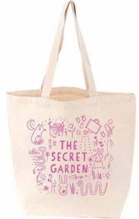 Secret Garden Babylit Tote