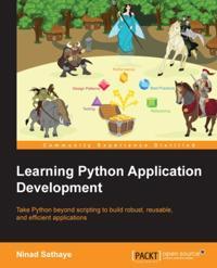 Learning Python Application Development