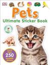 Ultimate Sticker Book: Pets