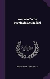 Anuario de La Provincia de Madrid
