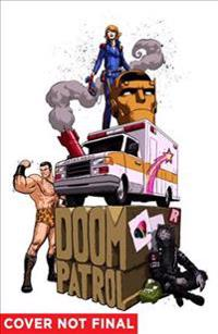 Doom Patrol Vol. 1 Brick By Brick - Nick Derington - böcker (9781401269791)     Bokhandel