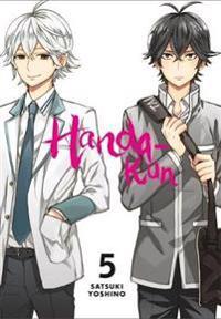 Handa-Kun 5
