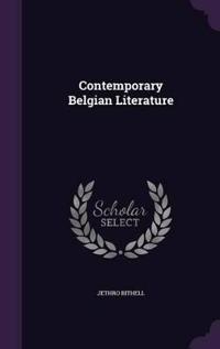 Contemporary Belgian Literature