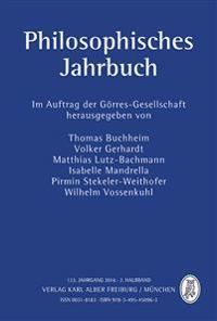 Philosophisches Jahrbuch 123/2