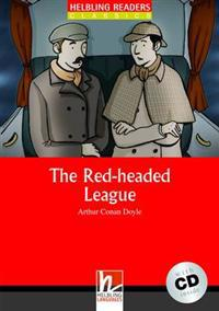 The Red-headed League, mit 1 Audio-CD. Level 2 (A1/ A2)