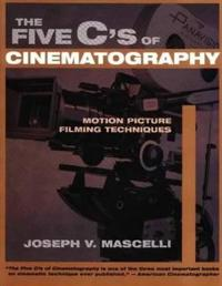 The Five C's of Cinematography
