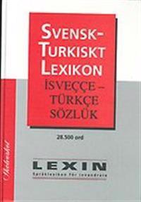 Svensk-turkiskt lexikon