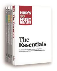 HBR's 10 Must Reads Big Business Ideas Collection 2015-2017