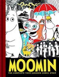 Moomin Book 1: The complete Tove Jansson comic strip