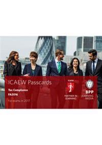 Icaew tax compliance - passcards