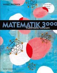 Matematik 3000 : matematik tretusen. Diskret matematik. Lärobok