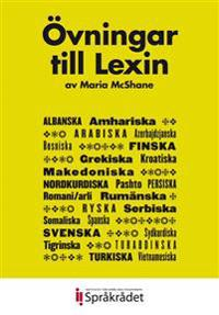 Övningar till Lexin