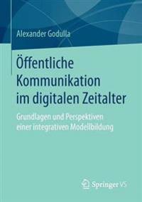 Öffentliche Kommunikation Im Digitalen Zeitalter