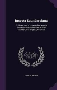 Insecta Saundersiana
