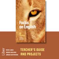 Focus on English 8 Teacher's guide with projects CD