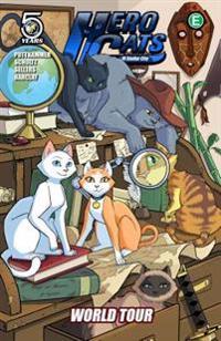 Hero Cats of Stellar City Volume 4