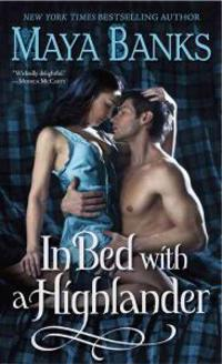 In Bed with a Highlander