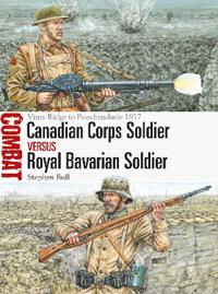 Canadian Corps Soldier Versus Royal Bavarian Soldier