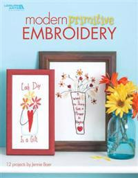 Modern Primitive Embroidery