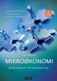 Innføring i mikroøkonomi; øvingsoppgaver med løsningsforslag