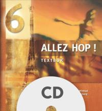 Allez hop ! åk 6 Textbokens elev-cd för komplettering (5-Pack)