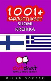 1001+ Harjoitukset Suomi - Kreikka