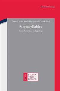 Monosyllables