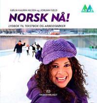 Norsk nå!: lydbok til tekstbok og arbeidsbok