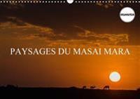 Paysages Du Masai Mara 2017