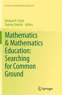Mathematics & Mathematics Education