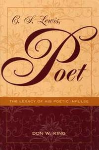 C. S. Lewis, Poet