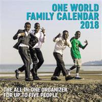 One World Family Calendar 2018
