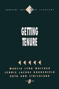 Getting Tenure