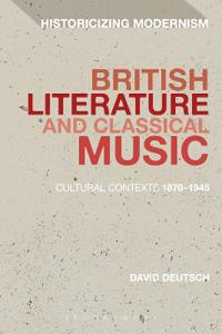 British Literature and Classical Music