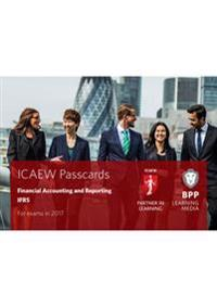 Icaew financial accounting and reporting ifrs - passcards