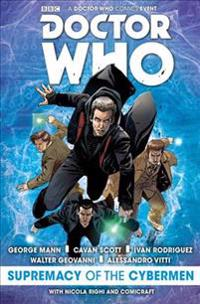 Doctor Who: Event 2016 - Supremacy of the Cybermen