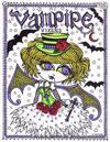Vampire Vixens Coloring Book: Vampire Vixens