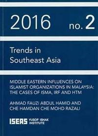 Middle Eastern Influences on Islamist Organizations in Malaysia